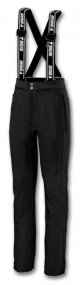 Men's Softshell Ski Trousers - Brugi - Art. AD4P500