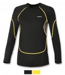 Men's Sweatshirt for Running - Brugi - Art. H34KN6B