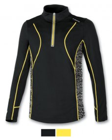 Men's sweatshirt for running - Brugi - Art. H34NN6B