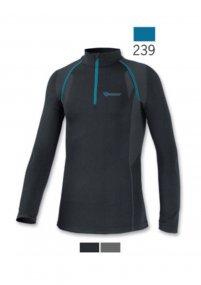 Men's Technical Shirt | NORDSEN R23BSNT HEMATITE - Art. R23BSNT
