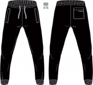 Men's Tracksuit Pants - Brugi - Art. F74U500