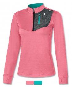 Women's Running Jersey - Brugi - Art. H51SU6M