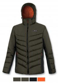 Ski Jacket for Men - Brugi - Art. AE4YTSP