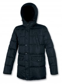 Quilted Coat for Men - Brugi - Art. CM16497