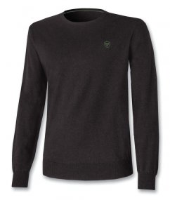Men's Sweater in pure cotton _ Brugi - Art. CZ4U654