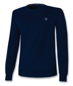 Men's Sweater in pure cotton _ Brugi - Art. CZ4U460