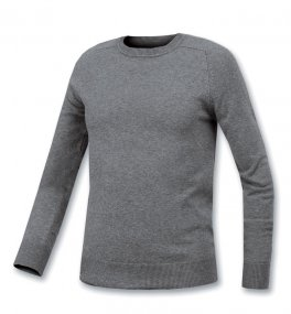 Men's Sweater in pure cotton _ Brugi - Art. CT1K983