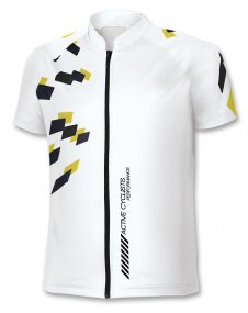 Men's cycling jersey - Brugi - Art. K24Z010