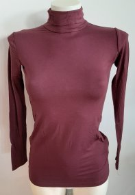 Turtleneck Sweater for Women - Brugi - Art. CL58831