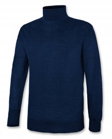 Turtleneck Sweater for Men - Brugi - Art. CU49956