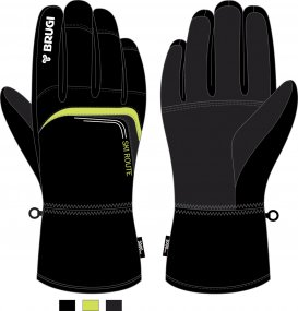 Ski Gloves for Men - Brugi - Art. ZF4GVTN