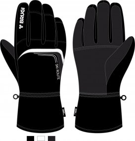 Ski Gloves for Men - Brugi - Art. ZF4G94R