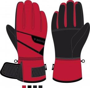 Ski Gloves for Boys - Brugi - Art. J316RYG