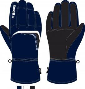 Ski Gloves for Boys - Brugi - Art. J614VTR