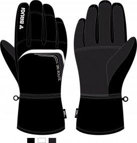 Ski Gloves for Boys - Brugi - Art. J61494R
