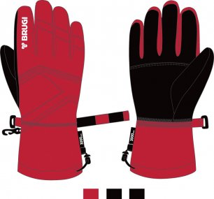 Ski Gloves for Men - Brugi - Art. Z84HRYH