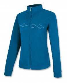 Microfleece Sweater for Women - Brugi - Art. AC2Y239