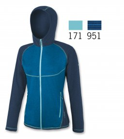 Trekking Sweatshirt for Women - Brugi - Art. NA2M239