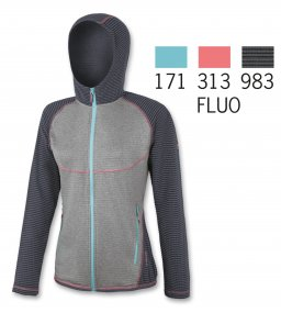 Trekking Sweatshirt for Women - Brugi - Art. NA2M978