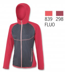 Trekking Sweatshirt for Women - Brugi - Art. NA2M983