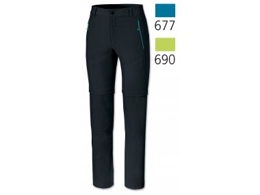 Trekking Trousers for Men - Brugi - Art. N44W497