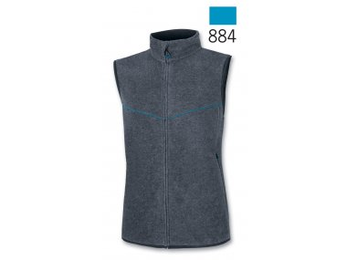 Fleece Vest for Men - Brugi - Art. F74C983