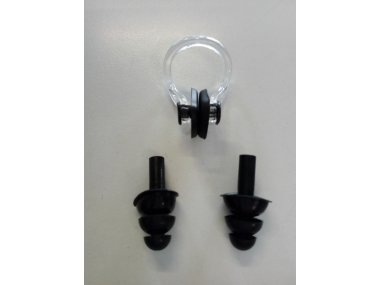 Nose PLugs and Ear Plugs - for Swimming - Art. NL01ND