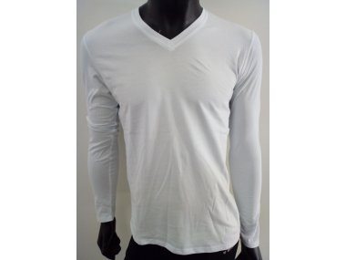 Men's Sweater   Long sleeves - Stretch Cotton - Art. T638-2