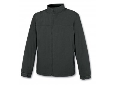Man Jacket lined in Fleece - Big Size Brugi - Art. CN11489