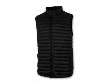 Men's Quilted Vest - Large Sizes Brugi - Art. CN13500