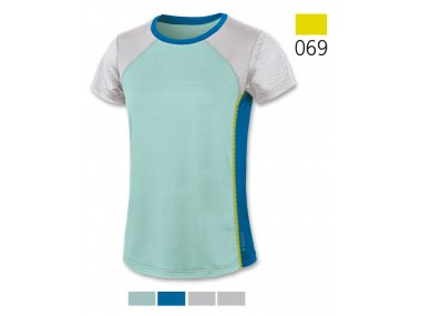 Fitness/Gym T-Shirt for Women - Brugi - Art. FD2HUBH