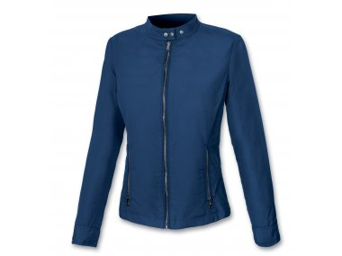 Faux leather Jacket for Woman - Brugi - Art. C628442