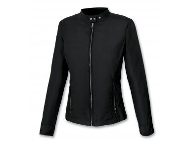 Faux leather Jacket for Woman - Brugi - Art. C628500