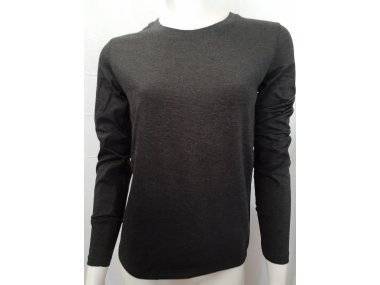 Women's Crewneck Sweater - long sleeves - Art. 02075348