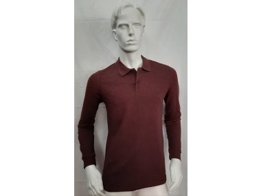Men's Polo Shirt - Long sleeves - Art. 02087148