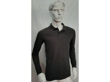 Men's Polo Shirt - Long sleeves - Art. 02087348