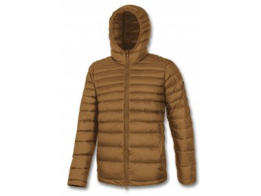 Quilted Down Jacket for Men - Brugi - Art. CZ14048