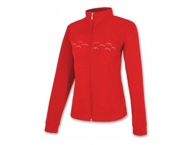 Microfleece Sweater for Women - Brugi - Art. AC2Y260