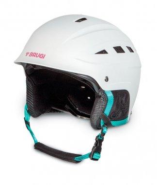 Women's Ski Helmet - Brugi - Art. 4ZDQ014