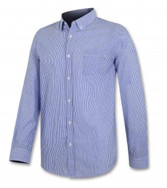 Pure Cotton Shirt for Men - Brugi - Art. CV41366