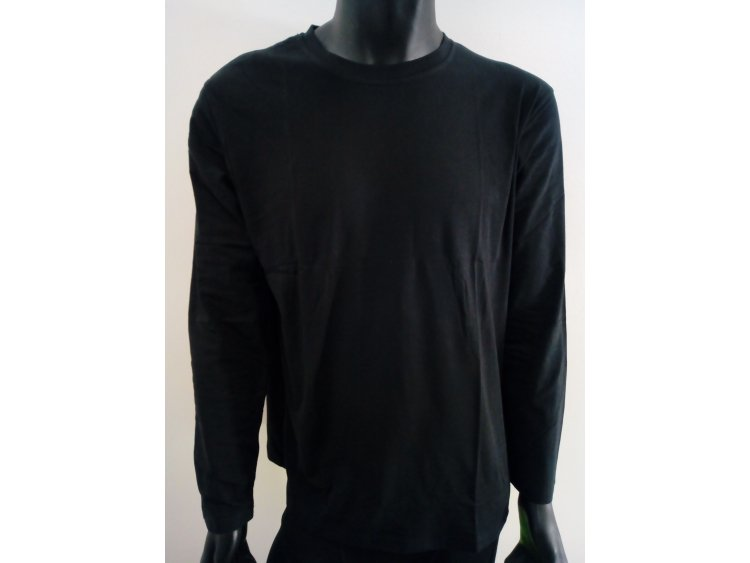 Men's Sweater   Long sleeves - Stretch Cotton  Art. DT639N (1)