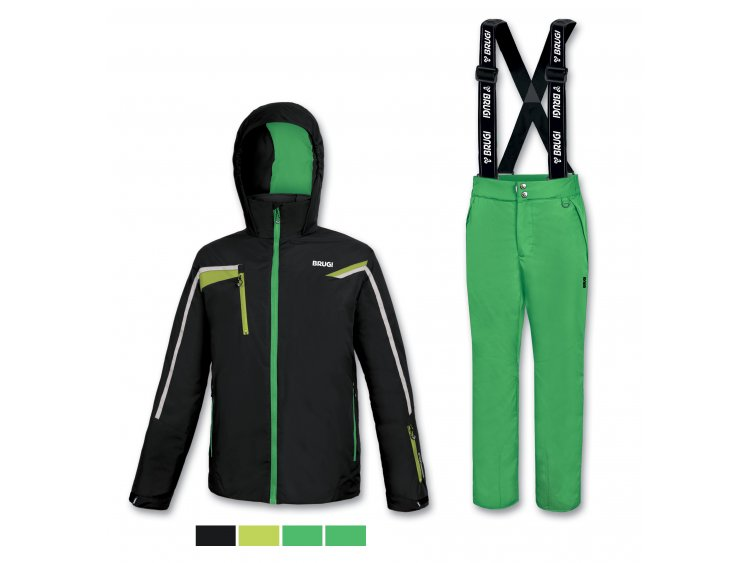 Boys Ski Suit | Brugi  Art. J313TPM (1)