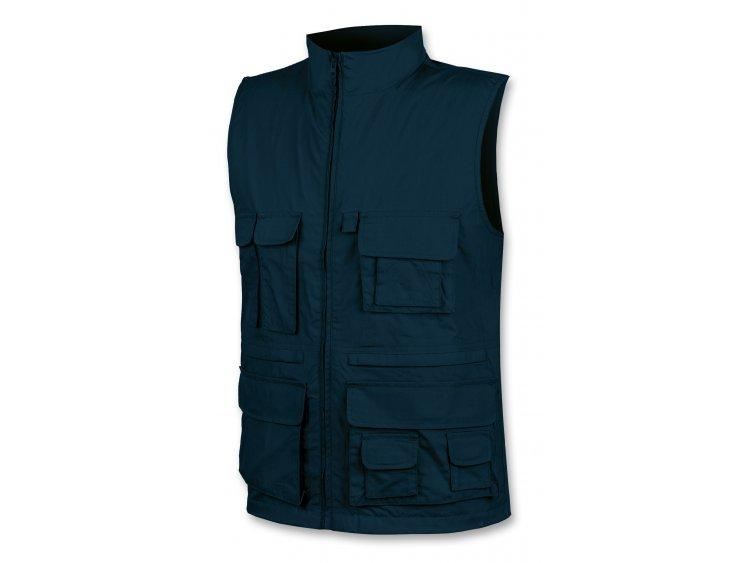 Hunting/Fishing Man Vest - Brugi  Art. CP13460 (1)