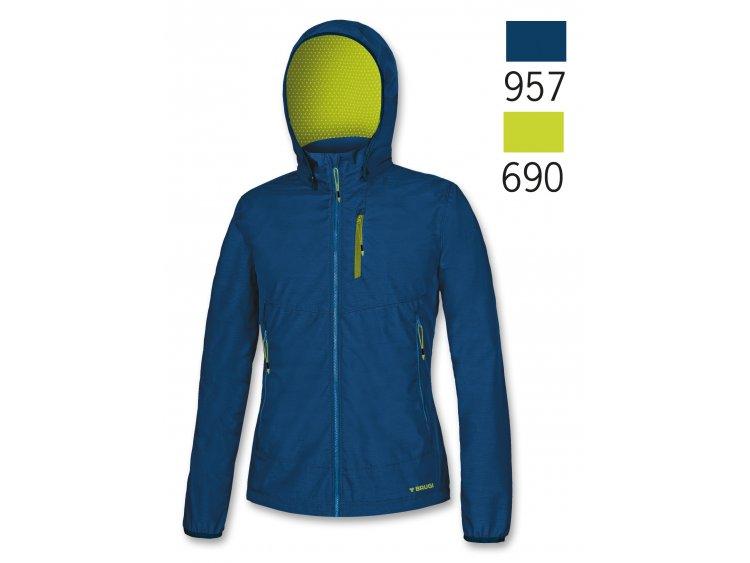Men's Trekking Jacket - Brugi  Art. N61J899 (1)