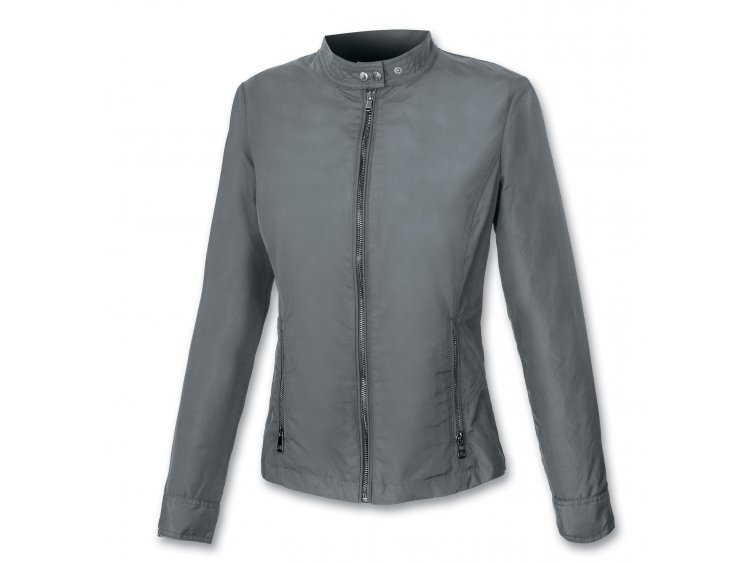 Faux leather Jacket for Woman - Brugi  Art. C628478 (1)