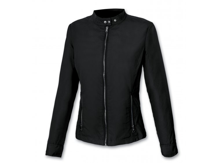 Faux leather Jacket for Woman - Brugi  Art. C628500 (1)