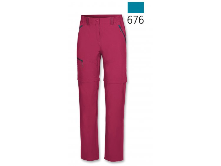 Trekking Trousers for Women - Brugi  Art. N82L747 (1)