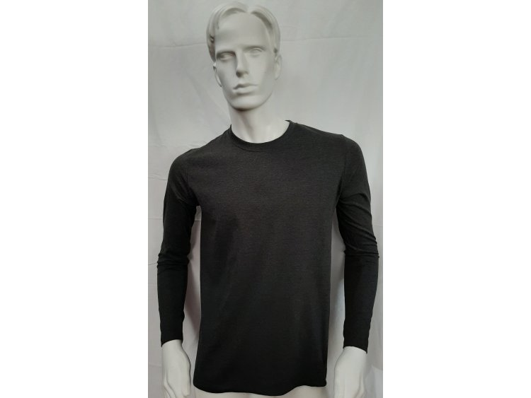 Men's Crewneck Sweater - long sleeves  Art. 02074348 (1)