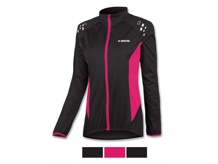 Women's Cycling Jersey - Brugi  Art. K12NHG8 (1)