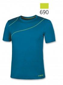 Maglietta sportiva a maniche corte per Uomo - Brugi - Art. N64J889